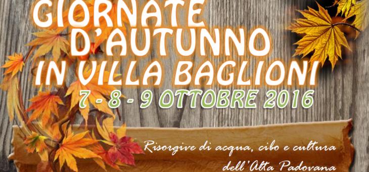 Giornate d'Autunno in Villa Baglioni